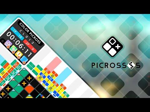 Trailer d'annonce de Picross 5