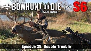 Bowhunter Kills 2 Bucks in 1 Hunt, Just Minutes Apart