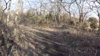 Video of riding the whole Santa Fe Lake singletrack.