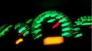 Чери Амулет разгон до 0-100 км/ч  100-160км/ч