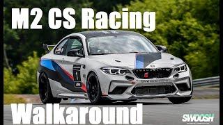 BMW M2 CS Racing Walkaround