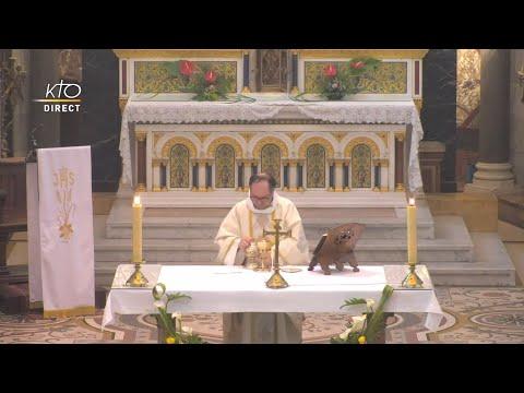 Laudes et Messe du 4 juin 2021 à Notre-Dame de la Garde