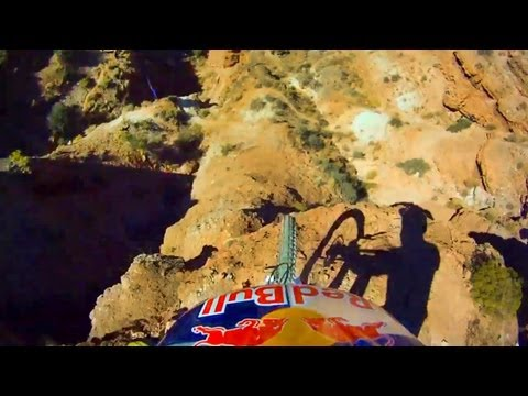 GoPro HD HERO Camera: Berrecloth Red Bull Rampage Highlights 2010