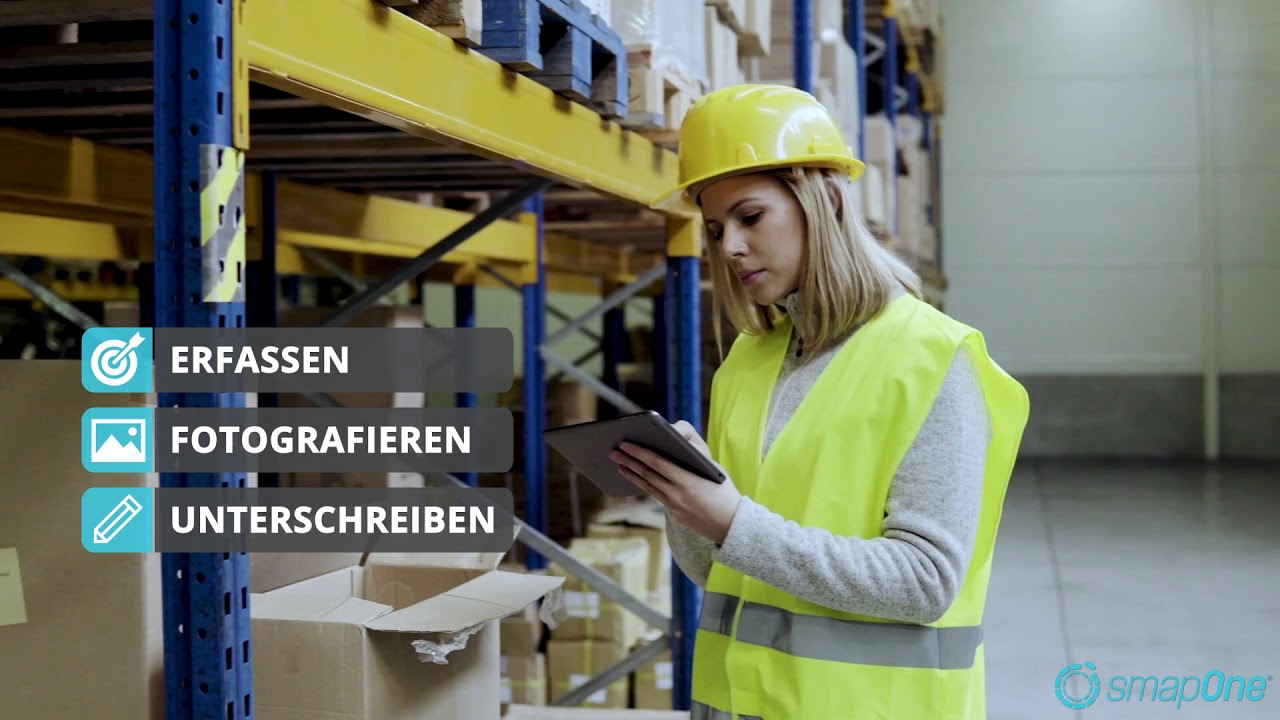 Apps für Lagerlogistik: RAFI GmbH