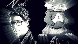 Nick Jonas Introducing me (chipmunk version)