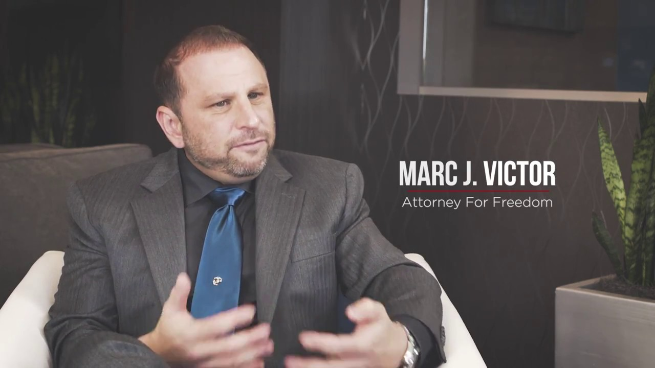 Marc J. Victor Law Firm Vibe