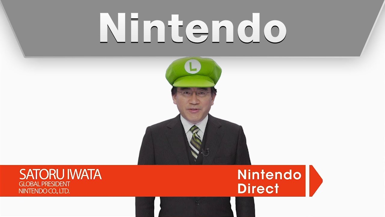 Watch This Morning's Entire Nintendo Direct Right Here