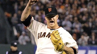 Every Out from Matt Cain