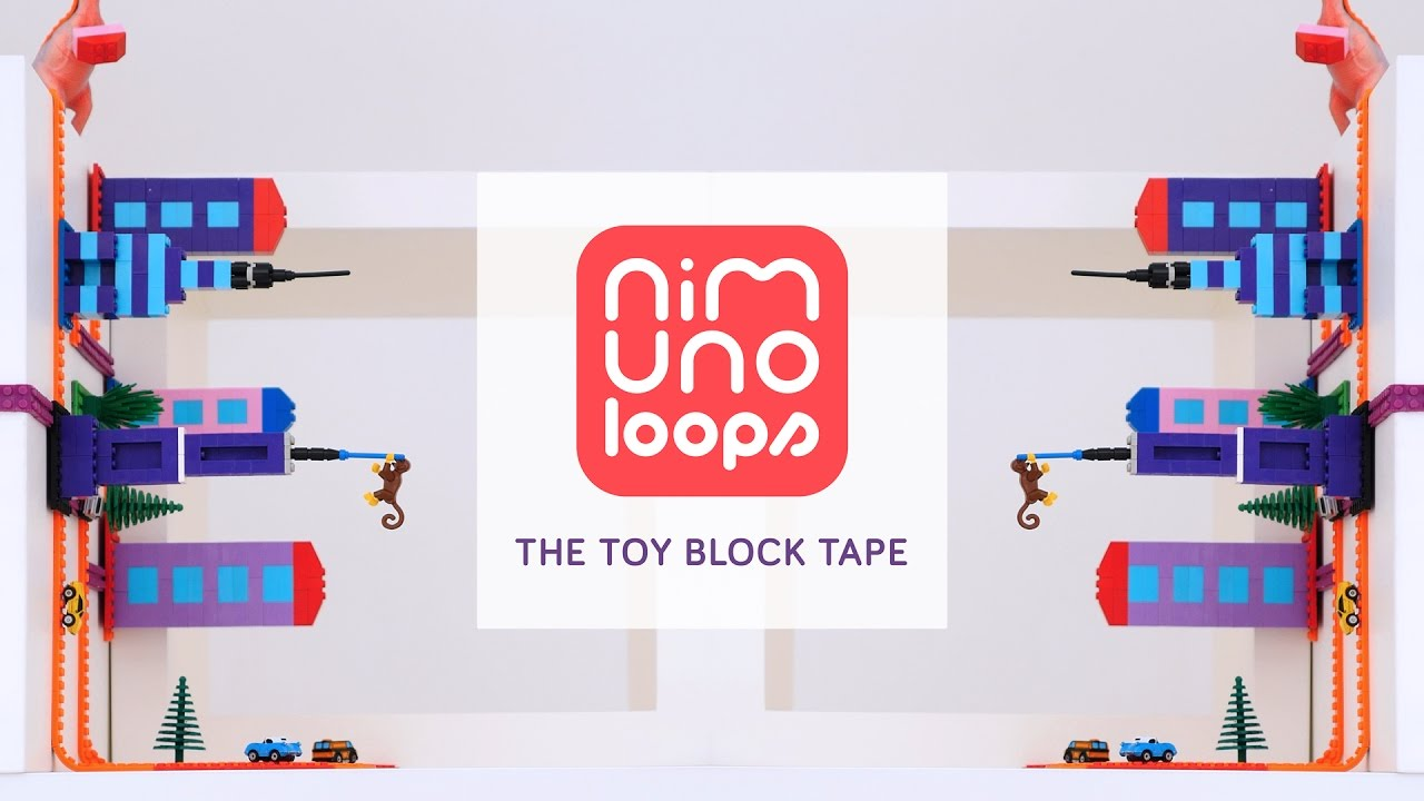 LEGO TAPE CHANGES EVERYTHING