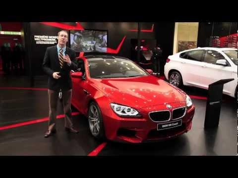 2013 BMW M6 Coupe - 2012 Geneva Motor Show