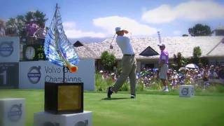 2012 Volvo Golf Champions - Branden Grace, 2012 Volvo Golf Champion
