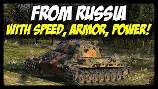 ► World of Tanks: From Russia, With Everything... T-10 & IS-7 in Action!