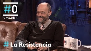 LA RESISTENCIA   Entrevista A Javier Cansado | #LaResistencia 13.06.2018