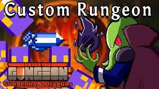 Enter the Gungeon | Bouncy Luxin Rave | Custom Rungeon