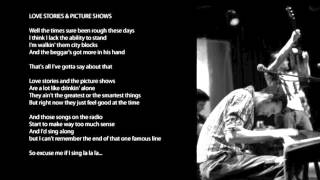Love Stories and Picture Shows Lyrics
