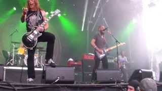 Baroness - March to the Sea - Live Heavy MTL 2013