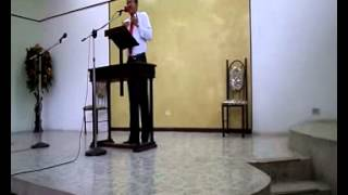 Sirva A Jehova Con Corazon Gosozo,Ricardo Sarria