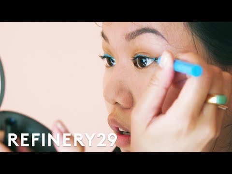 Video Get Ready With Me: Summer Morning Routine   Beauty With Mi   Refinery29