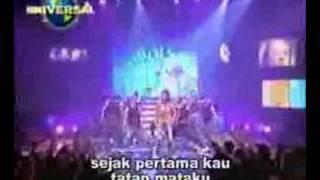 Ku T'lah Jatuh Cinta  Live