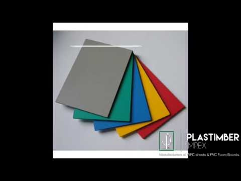 PVC Sheets For Furniture