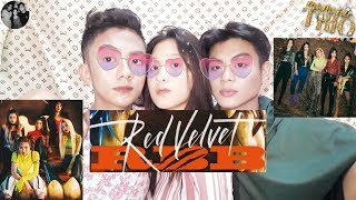 Red Velvet 레드벨벳 'RBB (Really Bad Boy)' MV REACTION (PHILIPPINES) | MAMSHIE TRIO