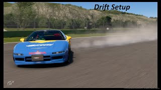 Gran Turismo SPORT: 92 Honda NSX Drift Setup (my controller let me down!)
