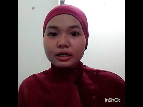 Video Hijab untuk pipi tembem agar kelihatan tirus
