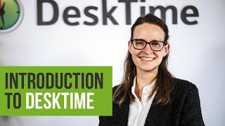 DeskTime video
