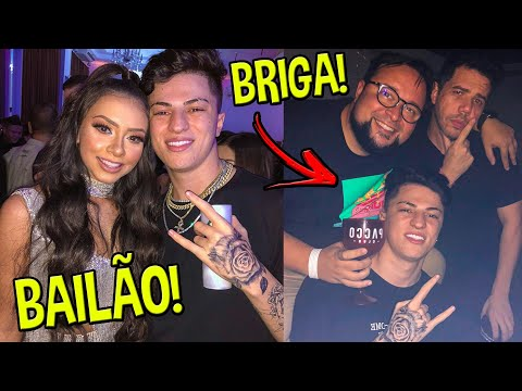 FESTA DA TAINA COSTA & BR1GAMOS NA BALADA!