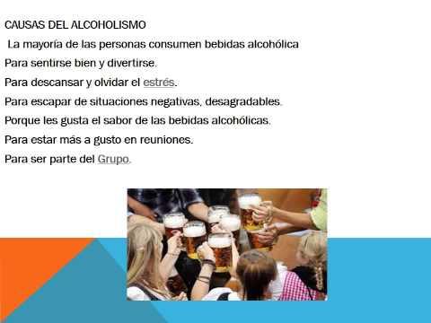 Iglorefleksoterapiya al alcoholismo las revocaciones