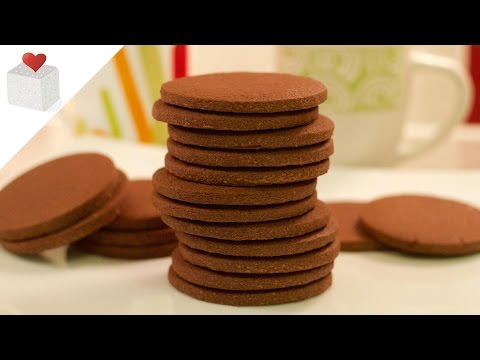 Galletas de Chocolate Perfectas   Azúcar con Amor