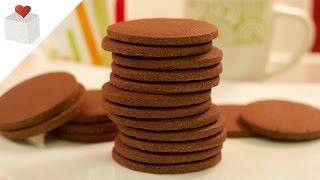 Galletas De Chocolate Perfectas | Azúcar Con Amor
