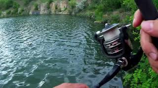 Рыбалка на красногорском карьере в тверить