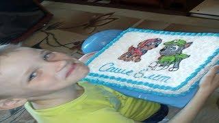 Торт Щенячий Патруль//Cake Paw Patrol
