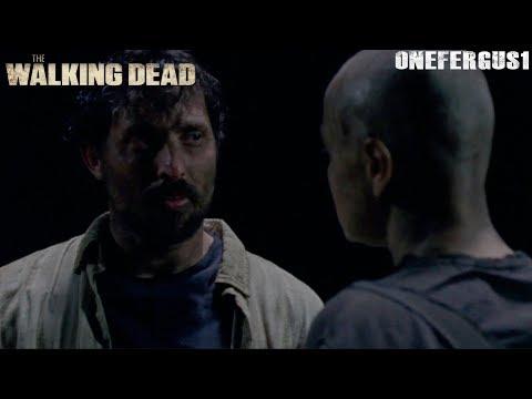 """The Walking Dead 10x08 """"Dante & Alpha's Plan"""" Opening Scene Season 10 Episode 8 HD """"The World"""""""