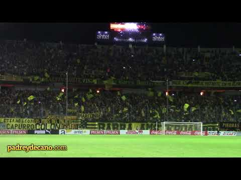 """""""Gol de Peñarol vs.  Defensor - Hinchada Peñarol"""" Barra: Barra Amsterdam • Club: Peñarol"""