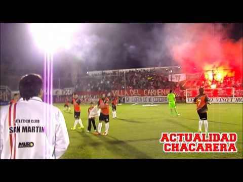 """""""San Martin vs Palmira RECIBIMIENTO SAN MARTIN #FederalB"""" Barra: Los Leones del Este • Club: San Martín de Mendoza"""