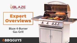 Blaze BLZ Gas Grill Expert Overview | BBQGuys