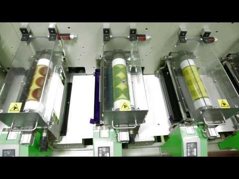El arte de imprimir etiquetas
