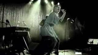An Pierlé & White Velvet - Si jamais tu t'en vas - Sceaux What 2007