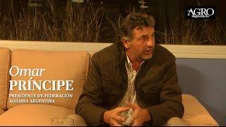 Omar Príncipe - Quién es Quién en Comunicándonos en Diario Agroempresario