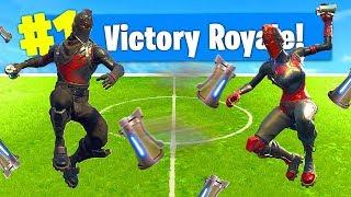 *NEW* DODGEBALL Custom Gamemode In Fortnite Battle Royale