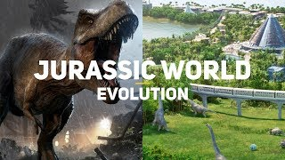Jurassic World: Evolution. Первый взгляд