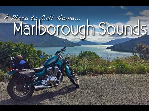 NZ25: A Place to Call Home // The Marlborough Sounds