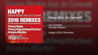Happy (feat. Joi Cardwell)