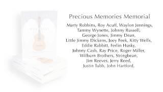 Precious Memories Memorial Book by Renae Johnson