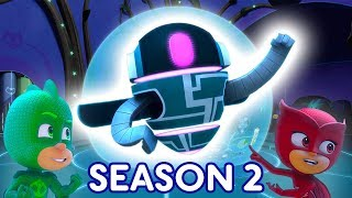 PJ Masks Season 2 Episode 5 PJ Robot! ⭐️ PJ Masks Sneak Peek! ⭐️Disney Junior