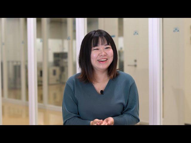 【テクダイヤ】社員インタビュー ~一緒に働く人ってどんな人?~ (李 ショトン)