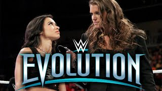 Last-Minute WWE Evolution Rumours You Need To Know
