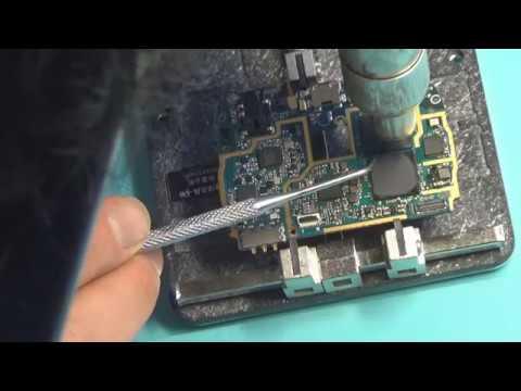 Lenovo A5600 нет изображения и подсветки. Lenovo A5600 no image and backlight